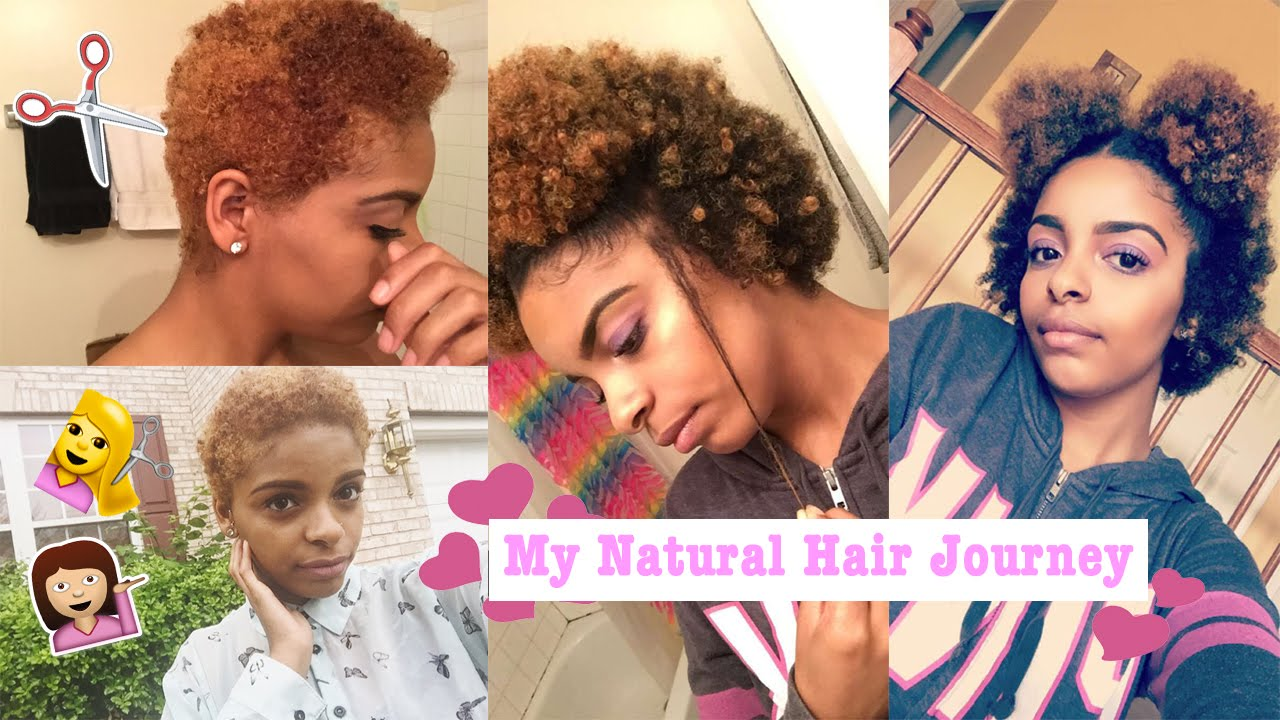 1 Year Post Big Chop | Type 4 Hair | My Natural Hair ...