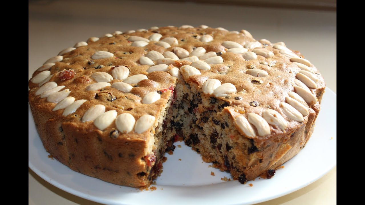 Dundee Cake Waitrose