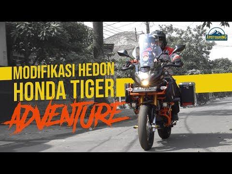 #2 Moto Review - Tiger 2000 Adventure