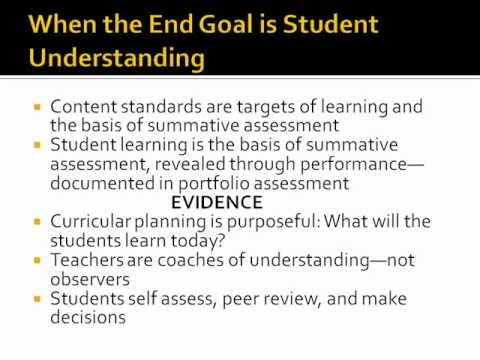 Lecture 1: Pulling It All Together: Homework, Lesson Design, and Authentic Assessment