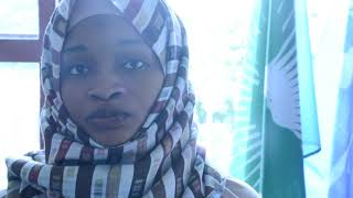 #IDEPCourses  : Interview avec Hadje Zara Ajidde du TCHAD