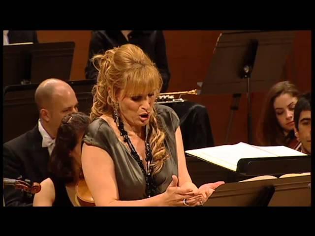 Ainhoa Arteta & Orquesta de Cadaqués/ Gianandrea Noseda