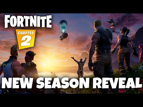 Live Fortnite Chapter 2 Event Live Reveal Chapter Xi New Map Fortnite Battle Royale Revealed