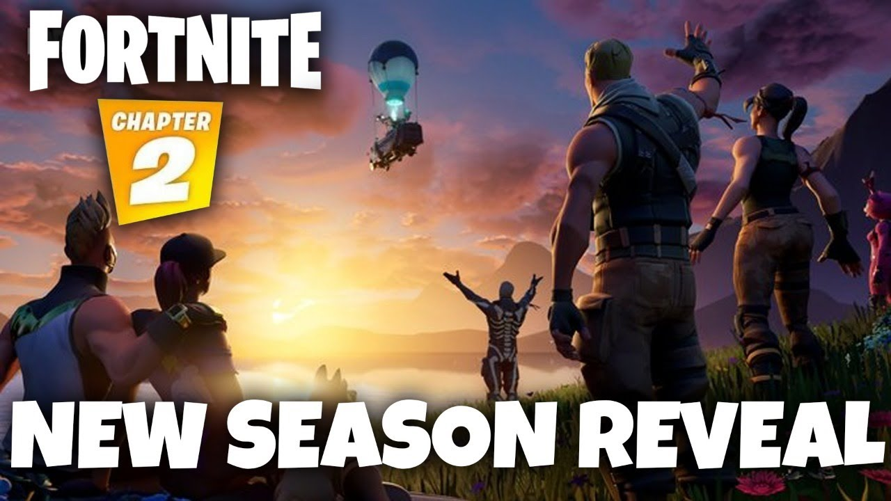 Live Fortnite Chapter 2 Event Live Reveal Chapter Xi New