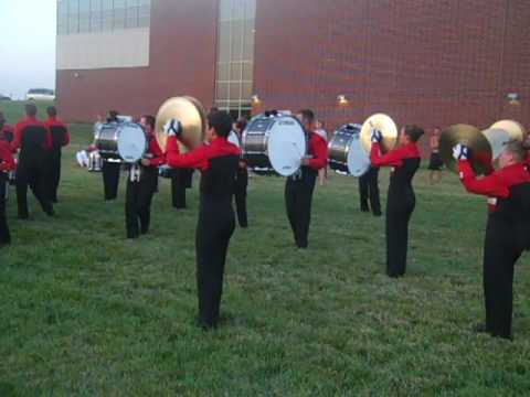 Colts 2010 Drum Feature