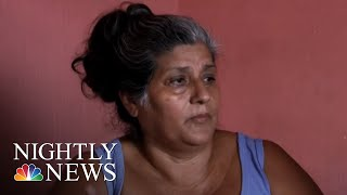 Grandmother Of Migrant Child Heard On Audio Speaks Out | NBC Nightly News
