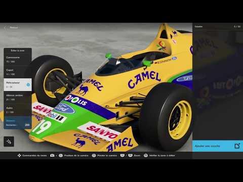 Gran Turismo SPORT - Benetton B191