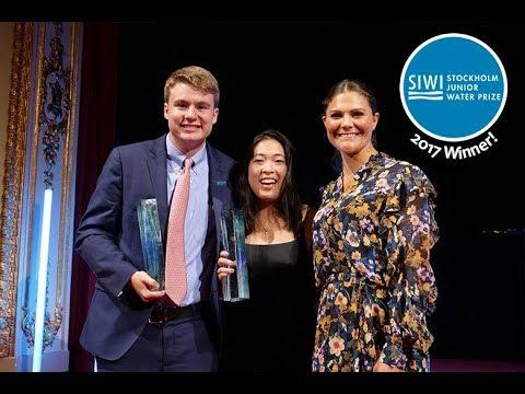 Stockholm Junior Water Prize 2017 Highlights film