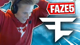 How I won FAZE5 and how you can join FaZeClan