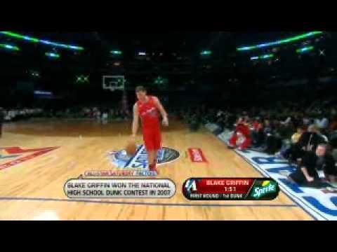 Blake Griffin SICK dunk attempt (2011 NBA Dunk Contest) - YouTube.wmv