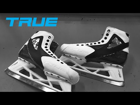 Updated TRUE 2 Piece Goal Skate Review (White Toe Cap