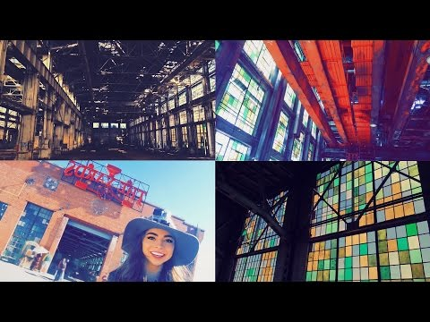 Rail Yards Market | Albuquerque, New Mexico | Exploring With Mikayla Snow