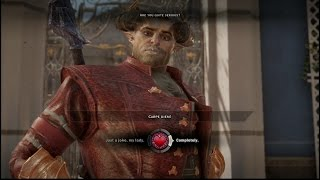 dragon Age: Inquisition - Easter Egg: Banging Nobles in Orlais........FOR THE INQUISITION!