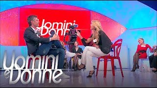 Uomini e Donne, Trono Over - Anna e Samuel: un' accesa discussione