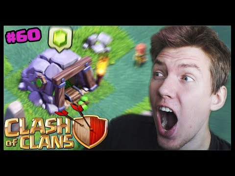 GEM KOLEKTOR! - Clash of Clans #60