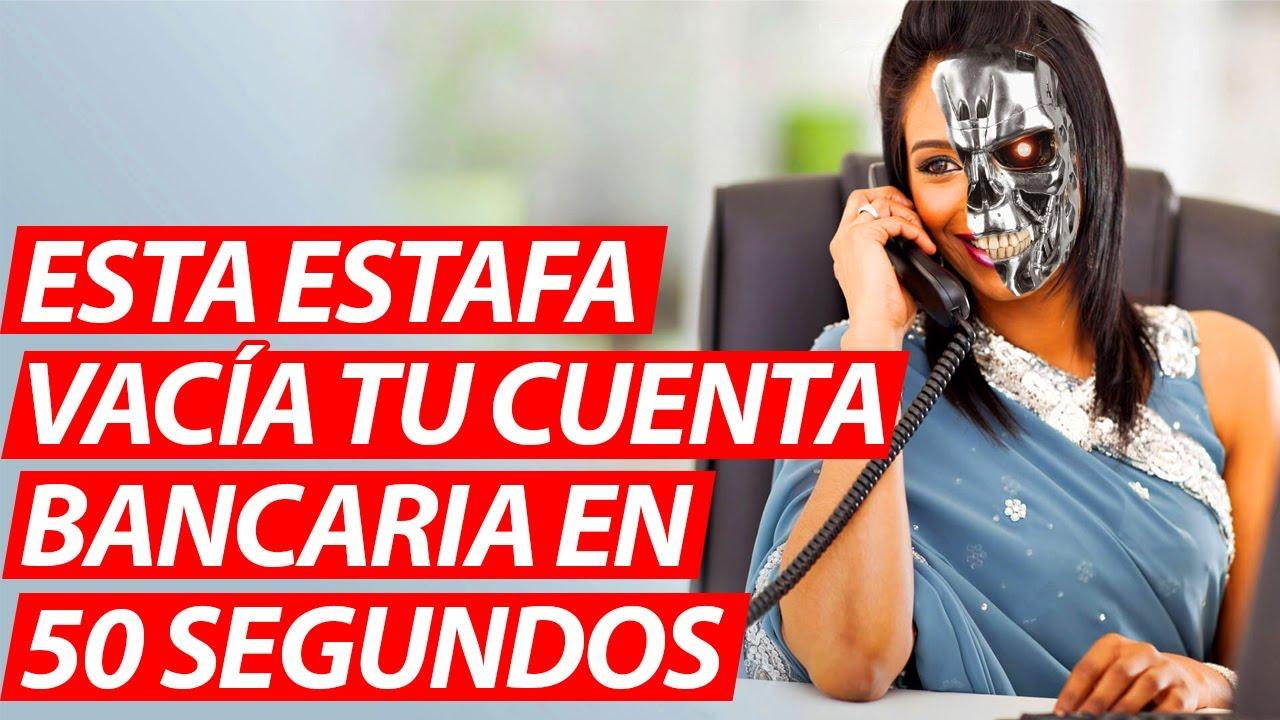 ESTAFA telefónica BBVA Bancomer DEEP FAKE 2020 Nuevo Fraude Bancario