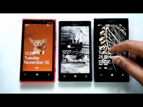 Nokia Lumia 920 vs Lumia 925 vs Lumia 1020 Comparison- Which is better to buy?