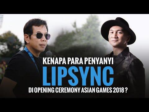 WISHNUTAMA : Tentang Stuntman dan Alasan Para Penyanyi Lipsync di Opening Ceremony Asian Games 2018