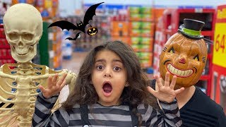 Halloween Song Nursery Rhymes for kids with Sally
