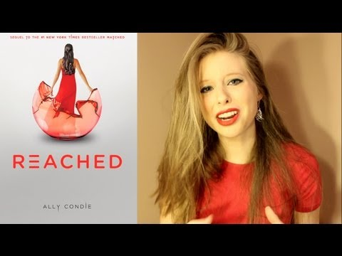 REACHED BY ALLY CONDIE: Booktalk With XTINEMAY