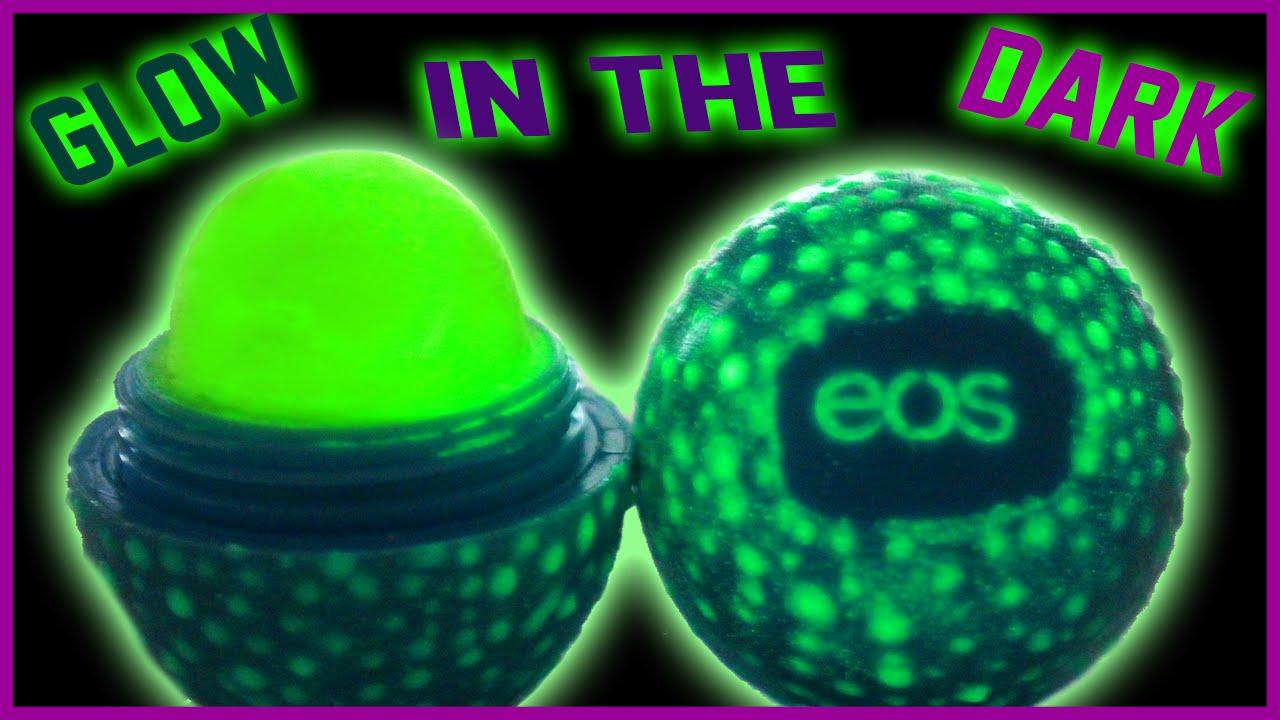 Diy Glow In The Dark Eos Lip Balm Easy Amp Non Toxic
