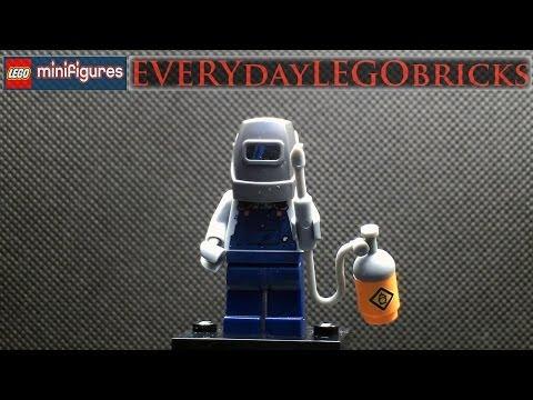 LEGO 71002 Minifigures series 11 Welder