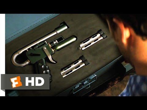 The Green Hornet (2011) - The Hornet Gun Scene (4/10) | Movieclips