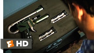 The Green Hornet (2011) - The Hornet Gun Scene (4/10) | Movieclips