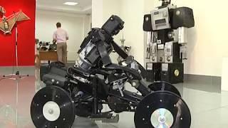 2018-08-16 г. Брест. Выставка роботов. Новости на Буг-ТВ. #бугтв