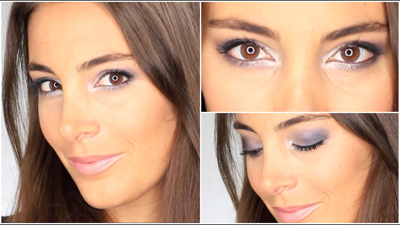 Tuto Maquillage De Soir E De F Tes Youtube
