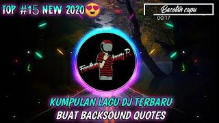 Download Mp3 Kumpulan Backsound Dj 30 Detik Terbaru 2020😍    Cocok Buat Quotes Part #6