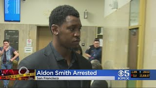 Former Raider And 49er Player Aldon Smith Arrested Again