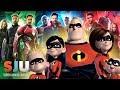 Can Incredibles 2 Take Down Avengers: Infinity War?? (FAN FRIDAY!) - SJU