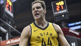 Bojan Bogdanovic vs Cavaliers Full Highlights (15PTS 6REB 3STL) April 15, 2018 | ECR1 G1