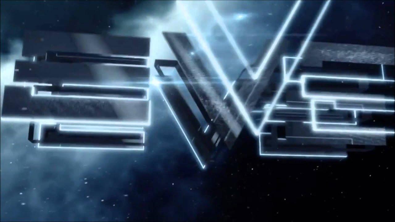 Souvent EVE online Logo Fanfest Screensaver - YouTube GJ92