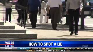 The Science of How To Spot A Lie: Dr. Romie on FOX News Orlando