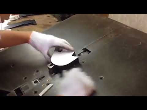 Cutting Knife Bending Machine For Shoes Upper Making