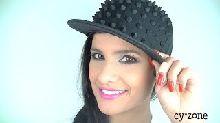 Cy Make Up Tutorial - Un look para tu mood!
