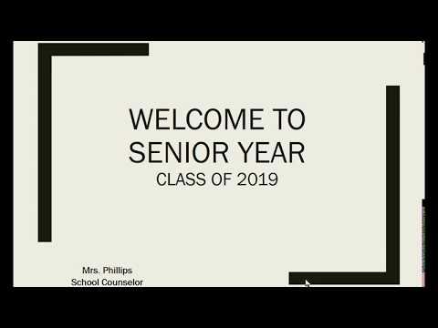Cascade Junior Senior High School Senior Presentation