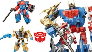Transformers Combiner Wars SUPERION How to build Silverbolt, Quickslinger Robots to Aerialbots