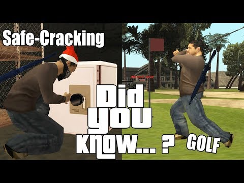 GTA San Andreas Multiplayer Secrets and Facts 3