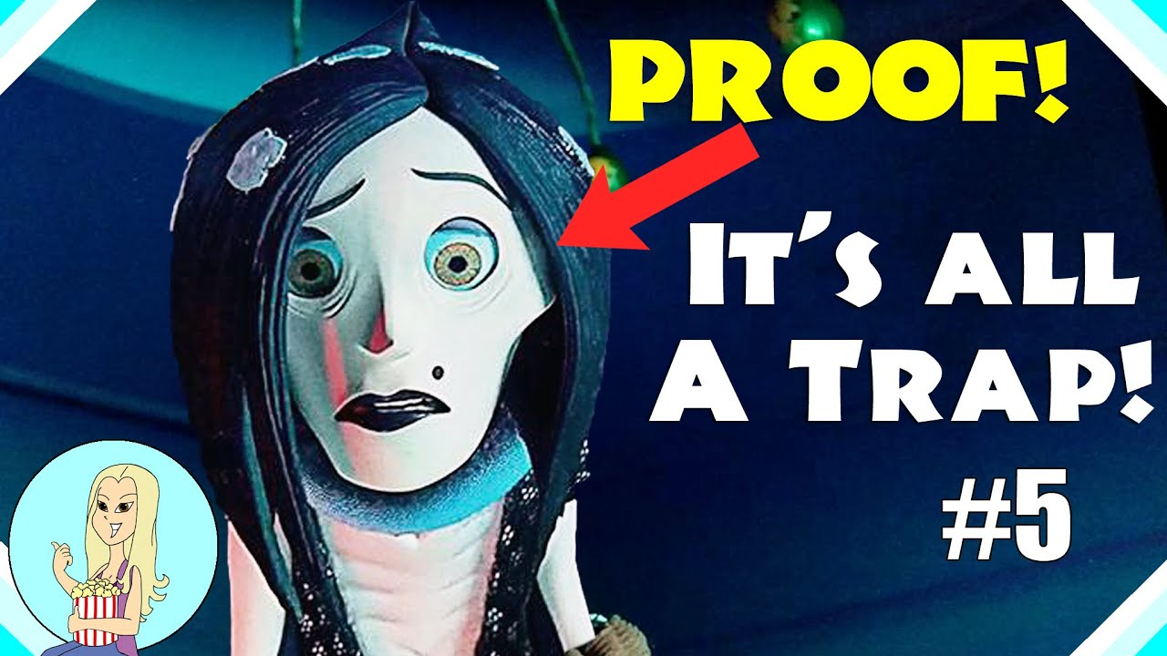 Coraline Theory Part 5 Candy Jar Snowglobe And Button Eyes Youtube