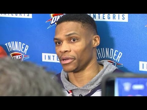 Russell Westbrook Reveals His ONLY Friend on the Court During Playoffs