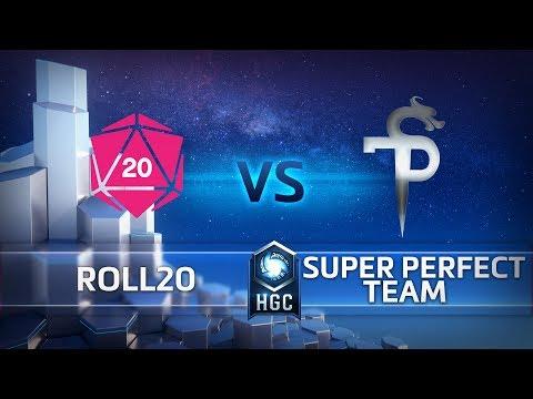 HGC Mid-Season Brawl, Group Stage, Group A -- SPT vs. Roll20 esports, Game 2