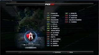 previa del parche Liga mexicana para Pes 2012 pc