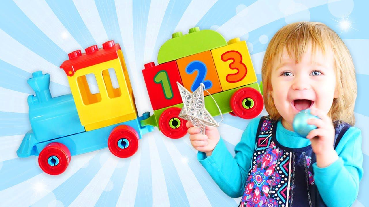 NúmerosVídeo Un Los De DuploAprendemos Tren Educativo Juguete Lego SUqLMGjzVp