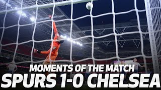 NO WAY PAST PAULO GAZZANIGA! | Spurs 1-0 Chelsea | Moments of the Match