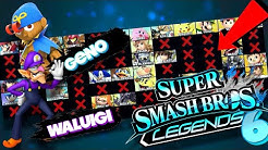 Smash Bros 6: What Characters Are Leaving and What New Characters Are Coming?!