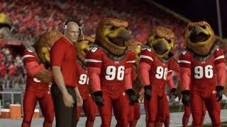 NCAA Football 13 Mascot Mashup Gameplay Arizona Wildcats vs Utah Utes