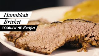 Andrew Zimmern's Oven Roasted Brisket | Food & Wine Recipes